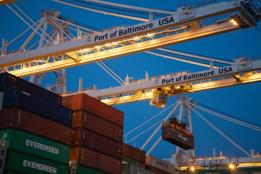 Sea freight & Container Shipping - CCT are experts in